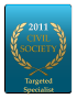 2011 CIVIL SOCIETY  Targeted Specialist Targeted Specialist
